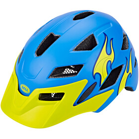 Bell Sidetrack Helmet Youth matt blue